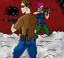 Zombie Hunters by Donald Norby