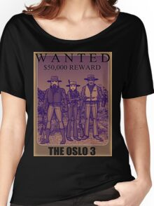 Wanted: the Oslo 3 Women's Relaxed Fit T-Shirt