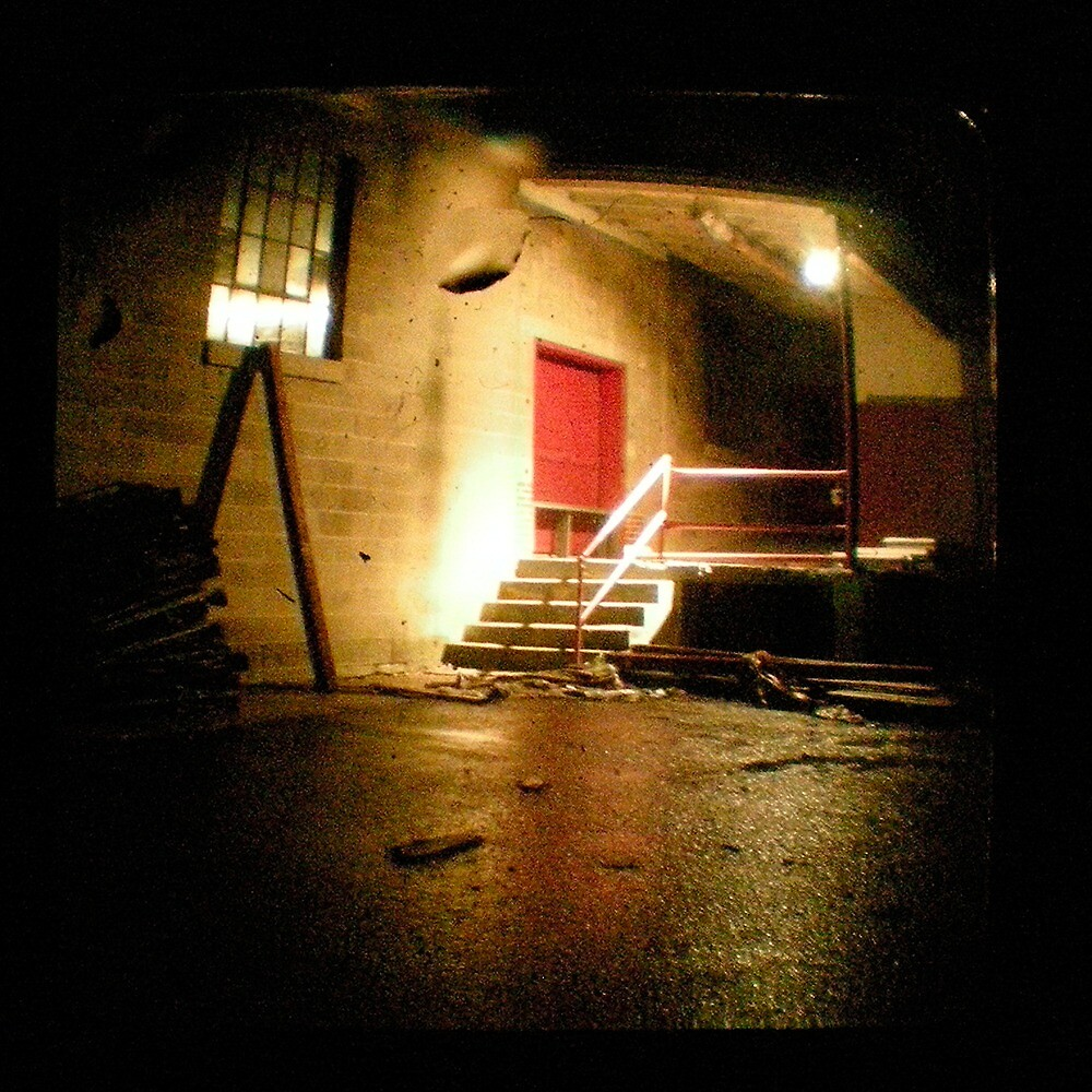 rainy night by Ralph Wilson