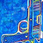 """THE GUN - VERSION 1.0"" by Gareth Worrall"