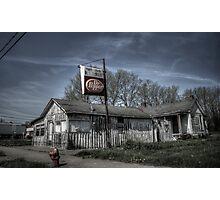 Yard House Photographic Print