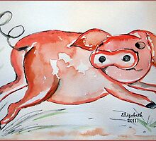Pigs are smarter than you think by Elizabeth Kendall