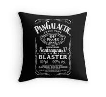 Pan Galactic Gargle Blaster - No. 42 Throw Pillow