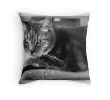 'vinni-van' Throw Pillow