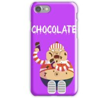 Chocoboy iPhone Case/Skin