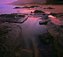skeenes creek sunset by joel Durbridge