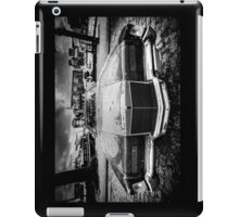 Old American car iPad Case/Skin