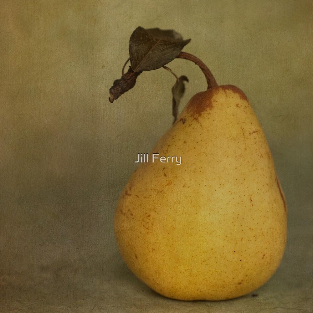 Golden Pear by Jill Ferry
