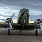 Dakota C47 by collpics