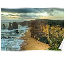 Great Ocean Road: Twelve Apostles Poster