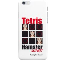 Pudding The Hamster - Tetris iPhone Case/Skin