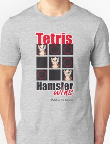 Pudding The Hamster - Tetris T-Shirt