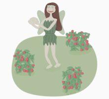 Cauliflower fairy Baby Tee
