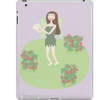 Cauliflower fairy iPad Case/Skin