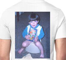 Potty Sitter Unisex T-Shirt