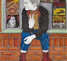 Little Skinhead by Paul  Nelson-Esch