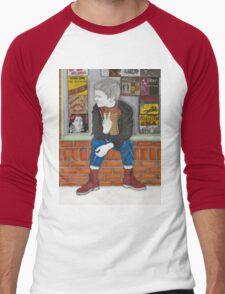 Little Skinhead Men's Baseball ¾ T-Shirt