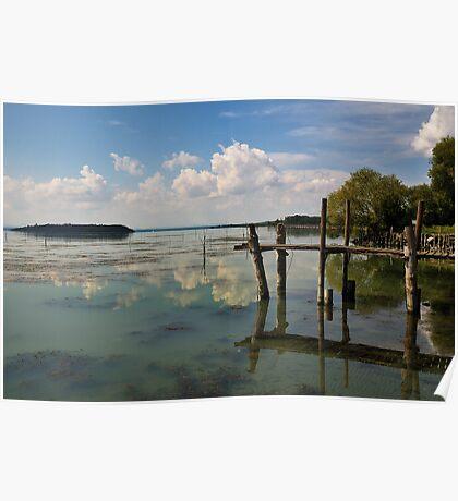 Lake Trasimeno Poster