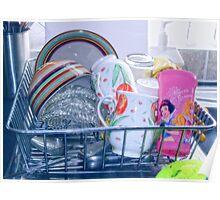 Washing up  Poster