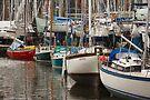 Gweek Quay Marina by SWEEPER