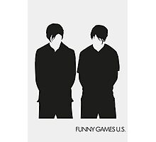 Funny games Photographic Print