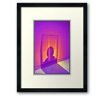 Mobile Persona Framed Print