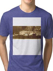strategic fountain Tri-blend T-Shirt