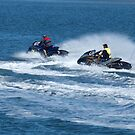 jet ski's by sharon wingard