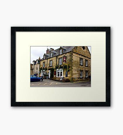 The Royal Oak - Helmsley Framed Print