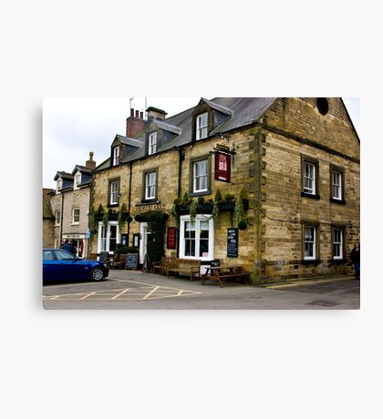 The Royal Oak - Helmsley Canvas Print