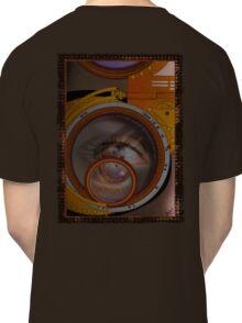 eye as a lens - steampunk variations Classic T-Shirt