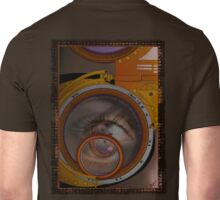 eye as a lens - steampunk variations Unisex T-Shirt