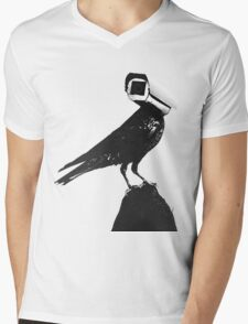 The Lookout Mens V-Neck T-Shirt
