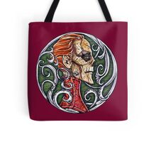 Red Death - coloured version Tote Bag