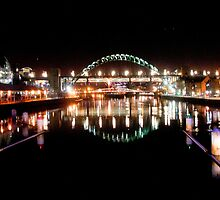 Newcastle Quay Side by Sunsetman2009