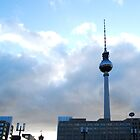Television Tower (Berlin) by dyanera