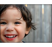 Big Smile.... Photographic Print