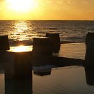 Early Rising - Coogee Pool by JodieT