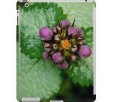 Growing in the Garden   ^ iPad Case/Skin