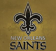 New Orleans Saints by mandanda4ever