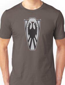 Frank Frazetta Death Dealer Shield Unisex T-Shirt