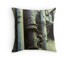 Linked Throw Pillow