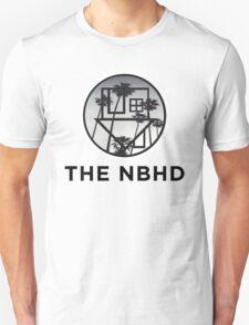 The Neighbourhood Palm Tree Print The NBHD Band Shirt T-Shirt