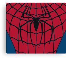 Your friendly neighbourhood Spider-Man Canvas Print