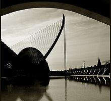 Calatrava City of the Future by ragman