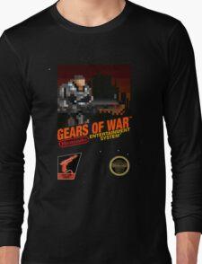 "Gears Of War ""Retrofied"" Long Sleeve T-Shirt"