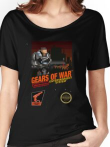 "Gears Of War ""Retrofied"" Women's Relaxed Fit T-Shirt"