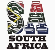 S A is for South Africa by kmercury