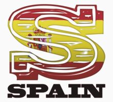 S is for Spain by kmercury