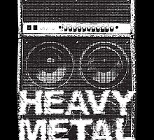 Heavy Metal by monsterplanet